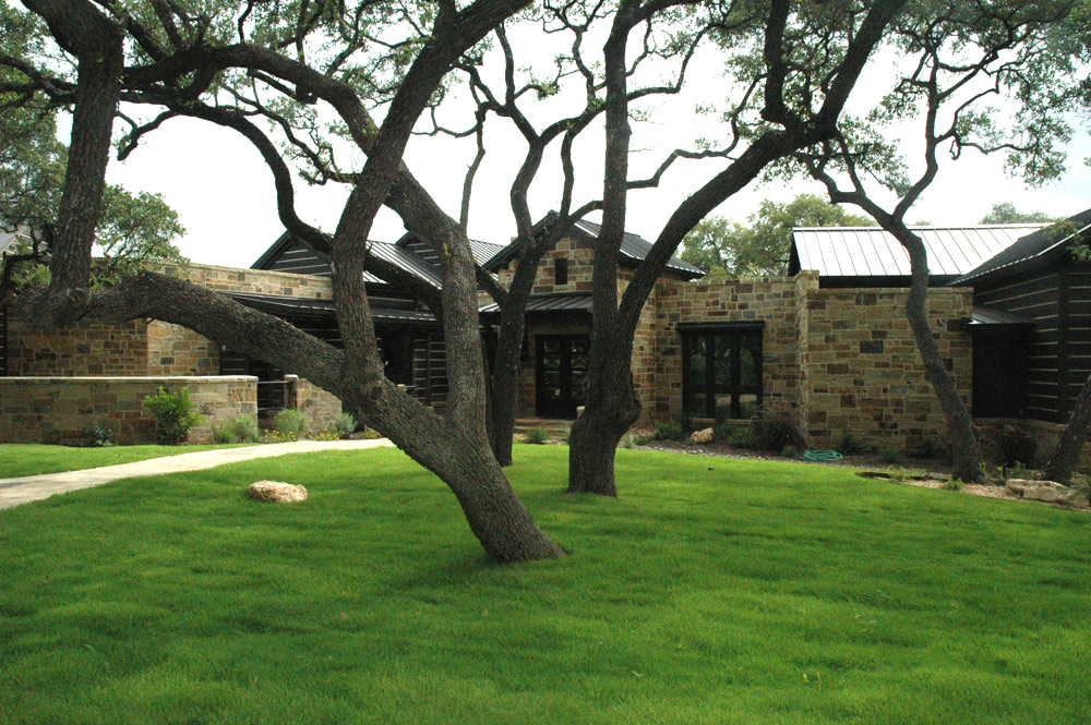 Ponderosa Ranch House Boerne Texas